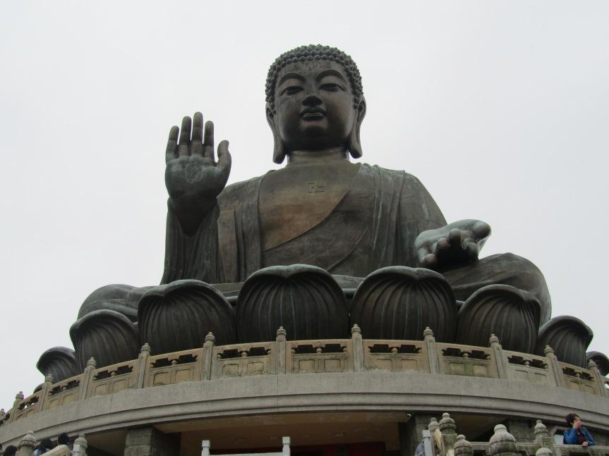 Big Buddha at Ngong Ping